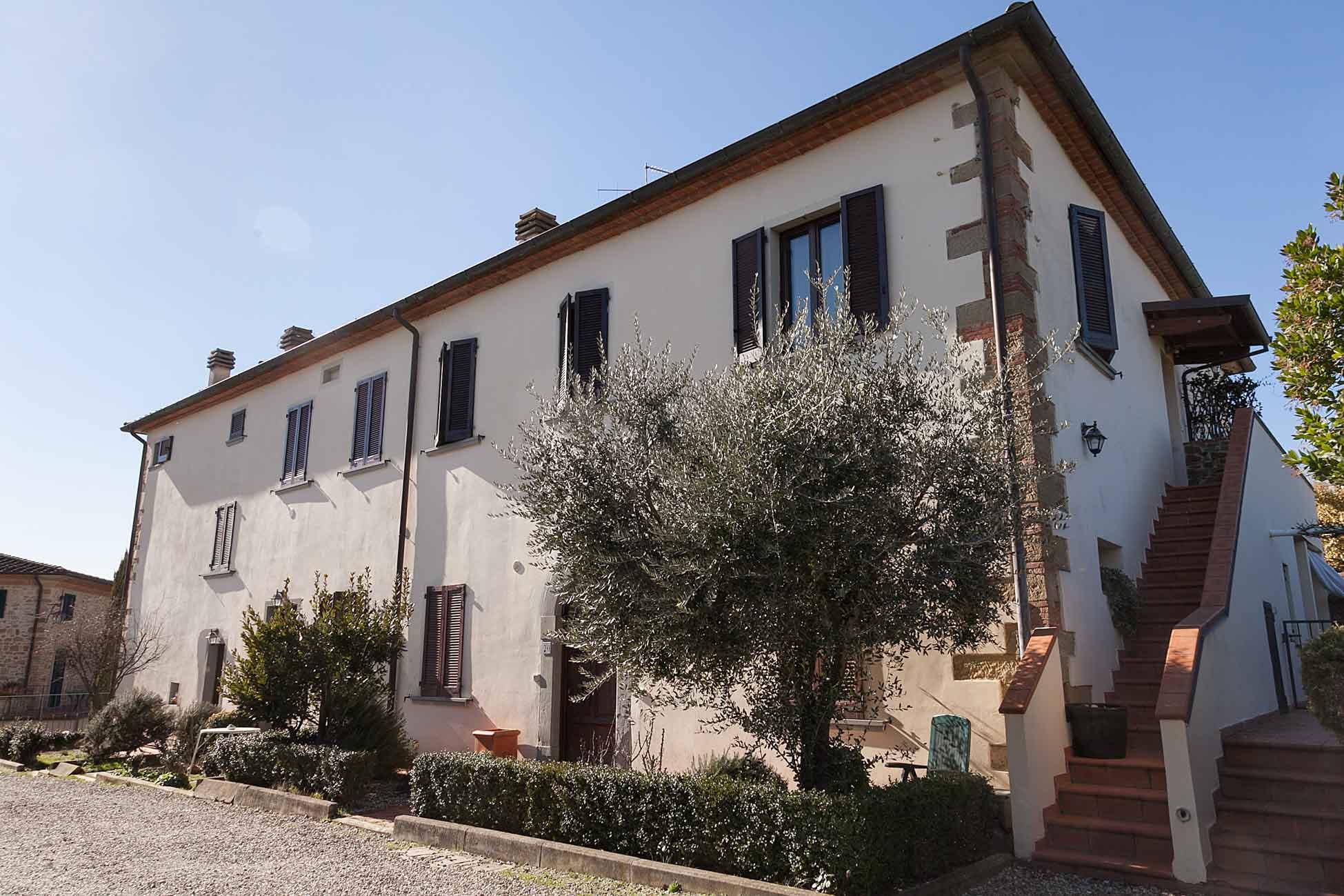 appartamento vendita Loc le Poggiola Arezzo21